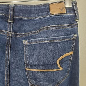 American Eagle Outfitters Jeans - American Eagle Skinny Leg Jegging Legging Jeans 2